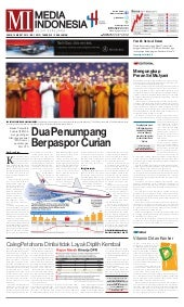 Media Indonesia 10 Maret 2014