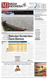 Media indonesia 19 Maret 2014