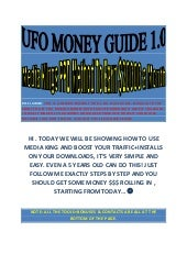 Media kings ufo money ppd method - ...