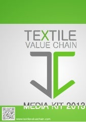 MEDIA KIT OF TEXTILE VALUE CHAIN MA...