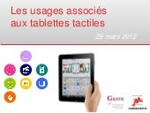 Mediametrie panel tablettes