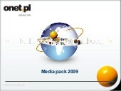 Media Pack Onet.eu