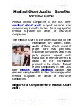 Medical chart-audits-benefits-for-law-firms