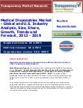 Medical Disposables Market - Global and U.S. Industry Analysis, Size, Share, Growth, Trends and Forecast, 2012 - 2018