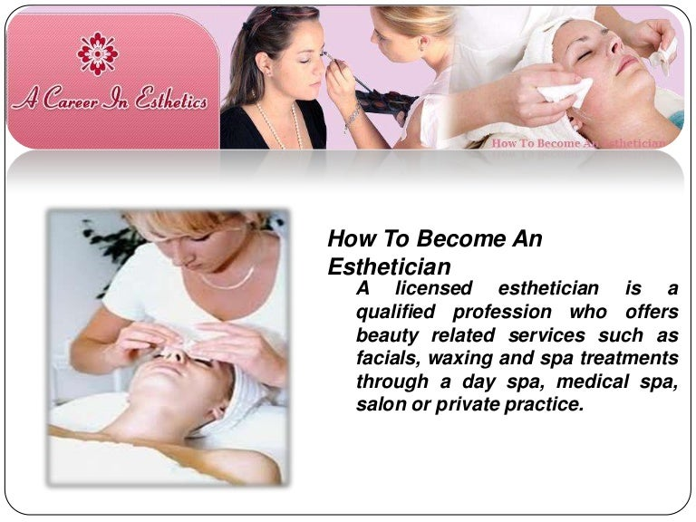 Master of Medical Esthetics - Cameo College of Essential Beauty