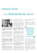 Keeping Ahead in the Medical Device Sector  - Donald De Lauder, Bayer Radiology and Interventional
