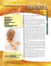 Medications And More  Newsletter Vo...