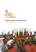 Medición de audiencias en mobile marketing  (IAB Spain) -Feb12
