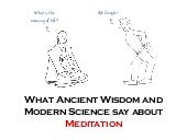 What Ancient Wisdom and Modern Scie...