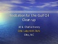 Meditation for the Gulf Oil Clean Up