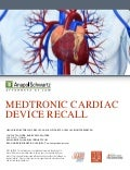 Medtronic Cardiac Device Recall