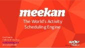 Meekan Presentation at TheNextWeb US Conference 2014