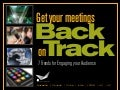 Get Your Meetings Back on Track