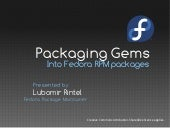 Brno meetr: Packaging Ruby Gems int...