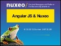 Nuxeo Tech Talk AngularJS
