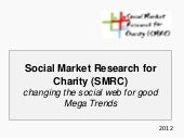 Social Megatrends realized by SMRC'...