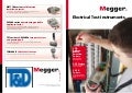 Megger Electrical Testing Instruments - Cable Fault Locators, High Voltage Detectors & Voltage Indicators
