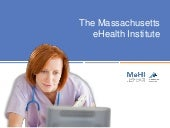 MeHI Regional Health IT Meetings - ...