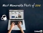 Most Memorable LinkedIn Posts of 2014