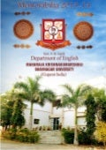 Memorabilia 2014: The Memory Book of the Activities of Dept. of English, MKBU