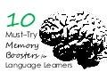 10 Must-Try Memory Boosters for Language Learners