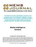 MEMS Journal -- Market Intelligence Services