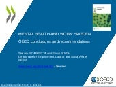 Mental Health and Work in Sweden - ...