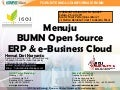 Menuju BUMN Open Source e-Business Cloud v Revisi