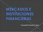 Mercados E Instituciones Financiera...