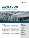 Mercer Capital's Value Focus: Auto Dealer Industry | Mid-Year 2014