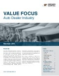 Mercer Capital's Value Focus: Auto Dealer Industry | Mid-Year 2015