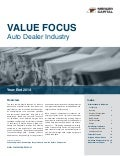 Mercer Capital's Value Focus: Auto Dealer Industry | Year-End 2014
