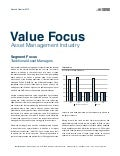 Mercer Capital's Asset Management Industry Newsletter | Q2 2013 | Focus: Traditional Asset Managers
