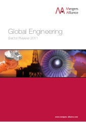 Mergers alliance global engineering...