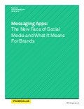 Messaging apps : the new face of social media and what it means for brands - Whitepaper - 2014