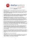 Metanomics transcript june 23 2010