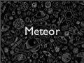 Meteor for IT weekend
