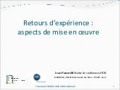 Methodo retex appqs  enac juin 2010