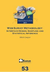 Web Survey Methodology: Interface D...