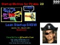 Startup Metrics 4 Pirates 2.0 (March 2011, SXSW)