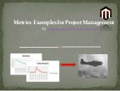 Metrics in project management