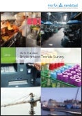 Employment Trends Survey 2012