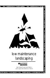 Low Maintenance Landscaping - Kansa...