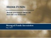 Hedge Funds: Trends and Insight Fro...