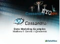 Cassandra NYC 2011 Data Modeling