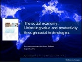The social economy: Unlocking value...