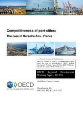 Competitiveness of port-cities
