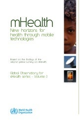M health new horizons for health th...