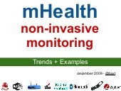 Non Invasive Health Monitoring with...