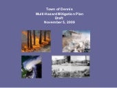 Multi-Hazard Mitigation Presentation